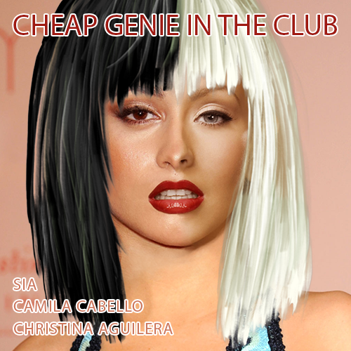 Cheap Genie In The Club