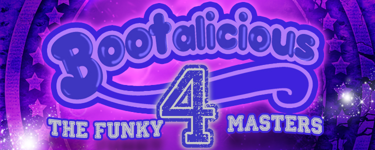 Bootalicious Funky Masters 4 Blend Music Seventies